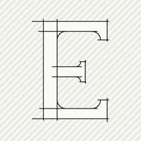 E1 Font Beginner