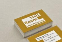Logo, logotype, Reims, visitReims, graphisme, Christine sejean, Jean-Charles Amey, identité visuelle, charte graphique