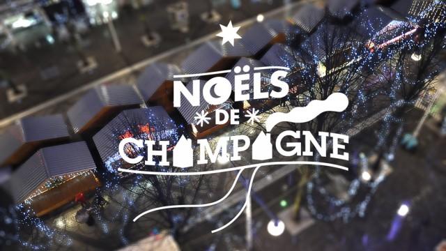 Logotype Noels de Champagne