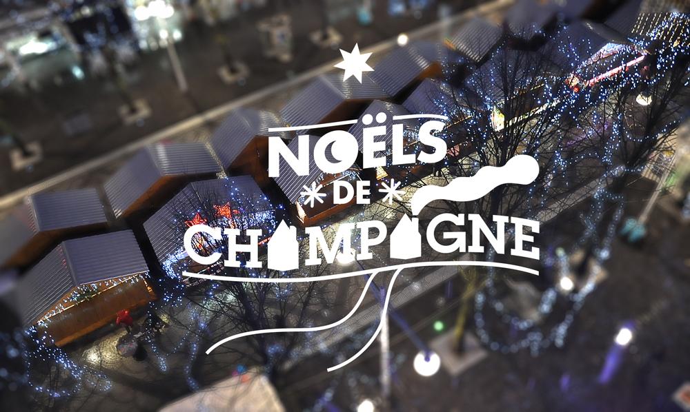 NDC Erlon logo Noëls de Champagne