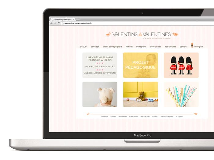 SITE VV02 Valentins & Valentines