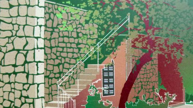 Illustration, livre, mémoires, Liban, Reims, Graphisme, Christine Sejean